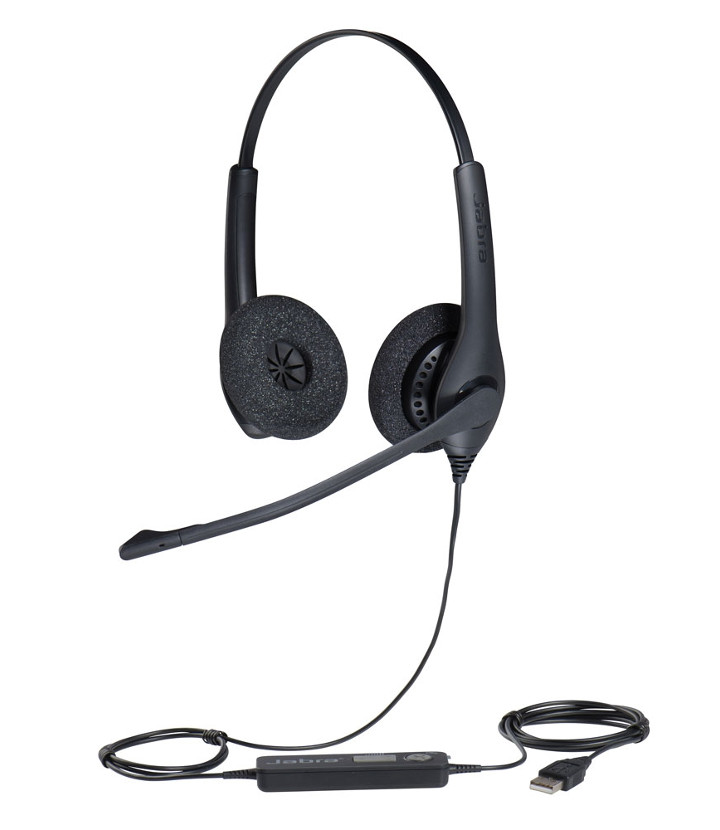 JABRA BIZ 1100 DUO USB 1159-0158 audifono