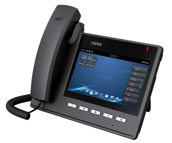 FANVIL C600 VIDEO TELEFONO IP