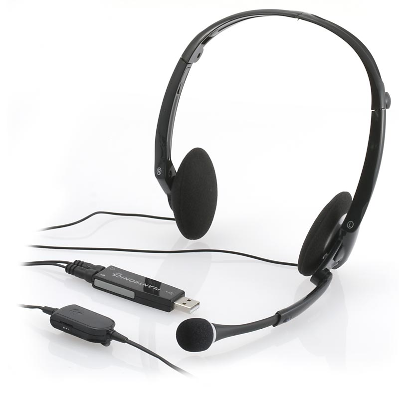 PLANTRONICS AUDIO 400 USB audifonos