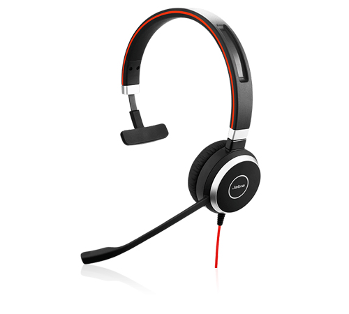 JABRA EVOLVE 40 MONO MS JACK 3.5mm USB