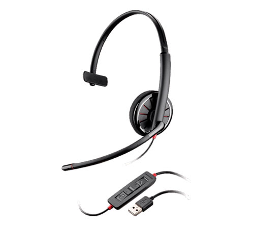 PLANTRONICS BLACKWIRE C310M USB audifonos