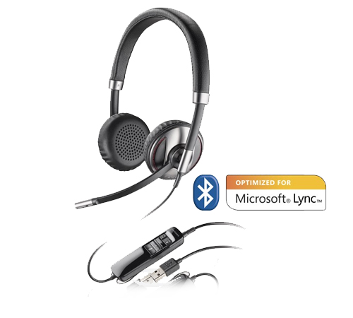 PLANTRONICS BLACKWIRE C720M USB