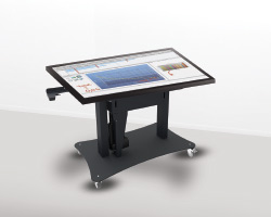 i3 FLOORSTAND Electric Tiltable Stand