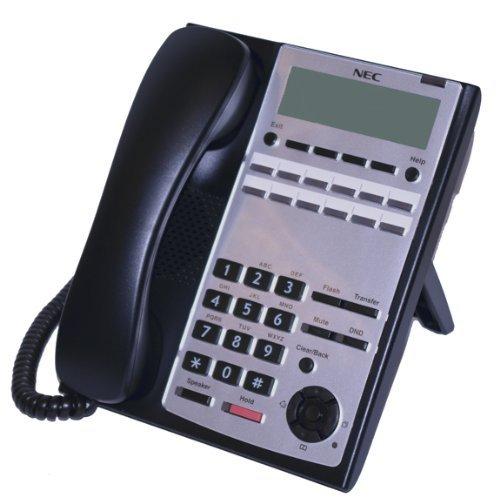NEC SL2100 IP7WW-12TXH-A1 TEL (BK) 12 teclas