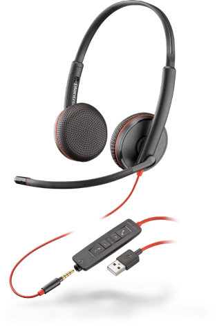 PLANTRONICS BLACKWIRE C3225 audifonos